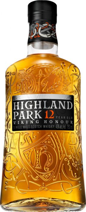 Highland Park Viking Honour 12 Year Old Single Malt Scotch Whisky - CaskCartel.com