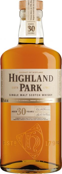 Highland Park 30 Year single malt scotch Whiskey - CaskCartel.com