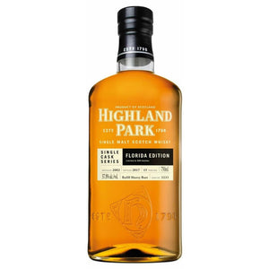 Highland Park Single Cask Florida Edition Scotch - CaskCartel.com