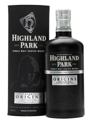 Highland Park Dark Origins Single Malt Scotch Whisky - CaskCartel.com