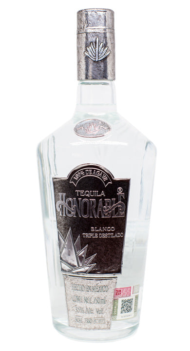 Honorable Blanco Tequila