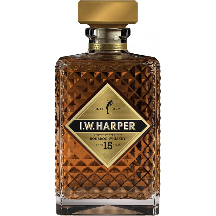 I.W. Harper 15 Year Old Kentucky Straight Bourbon Whiskey