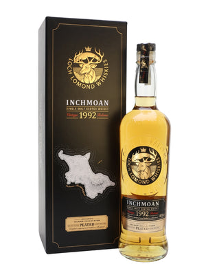 Inchmoan 1992 25 Year Old Highland Single Malt Scotch Whisky - CaskCartel.com