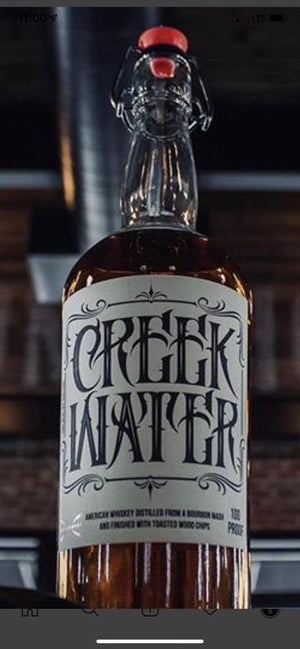 Yelawolf | Creek Water Whiskey Opie Taylor Edition - CaskCartel.com 2
