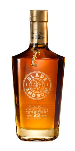 Blade & Bow 22 Year Old 2017 Release Bourbon Whiskey