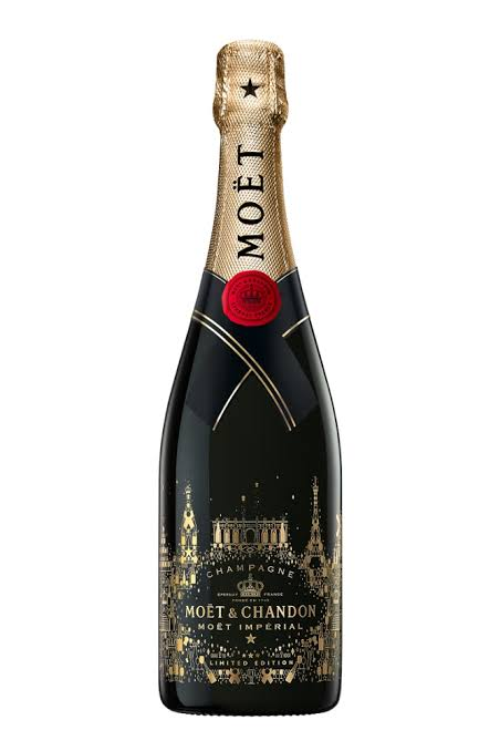 Moet & Chandon Champagne Brut Imperial Limited Edition Champagne