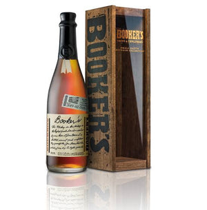 Booker's Teresa's 2019-02 Shiny Barrel Batch Bourbon Whiskey - CaskCartel.com