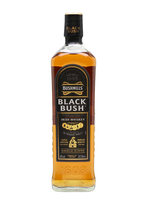 Bushmills Irish  Black Bush Whiskey - CaskCartel.com