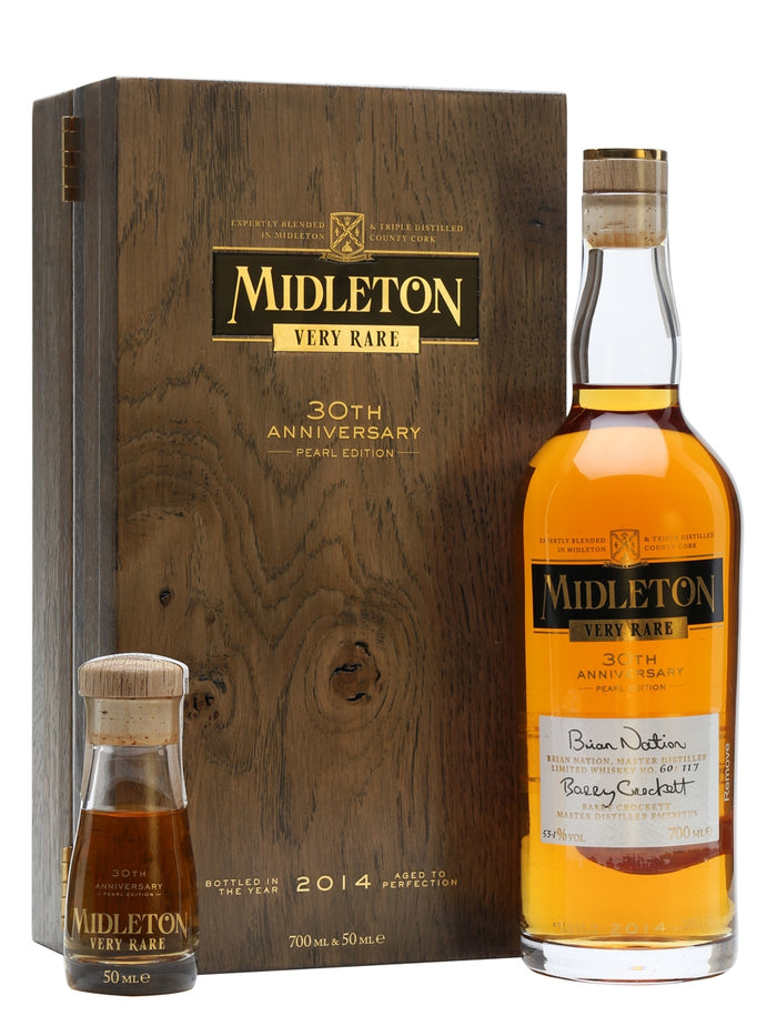 Midleton Very Rare Pearl 30th Anniversary Blended Irish Whiskey
