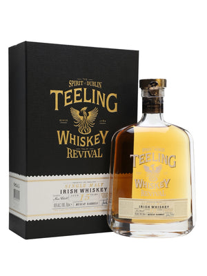 Teeling 15 Year Old - The Revival Volume IV Irish Whiskey at CaskCartel.com