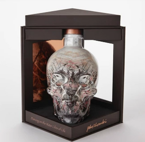 Dan Aykroyd | Crystal Head Vodka | John Alexander Artist Series No.1 - Limited Edition - CaskCartel.com