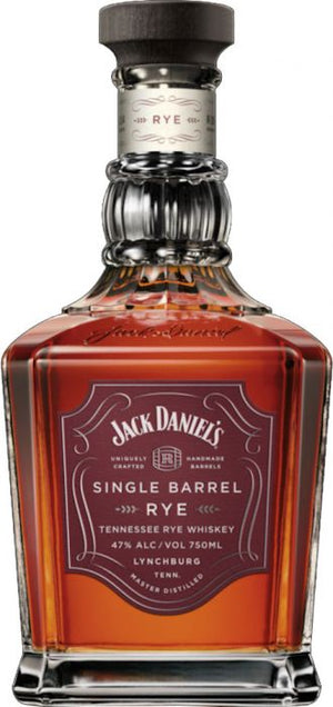 Jack Daniel's Single Barrel Tennessee Rye Whiskey - CaskCartel.com