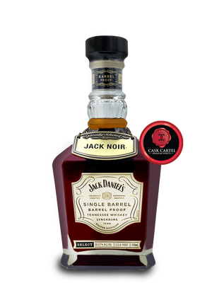 Jack Daniel's Single Barrel Select  | Jack Noir Barrel Proof | Limited Release  at CaskCartel.com
