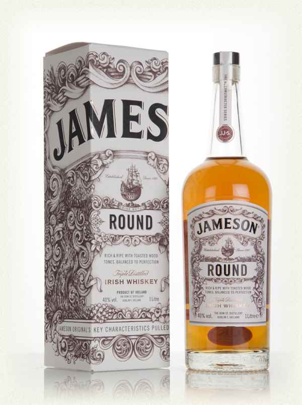 Jameson Deconstructed Series - Round Blended Irish Whiskey