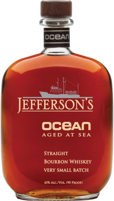 Jefferson's Ocean Aged at Sea Straight Bourbon
