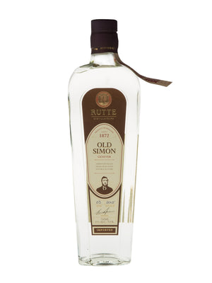 Rutte Old Simon Genever | 700ML at CaskCartel.com