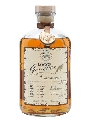 Zuidam 1 Year Old Rogge (Rye) Genever | 1L at CaskCartel.com