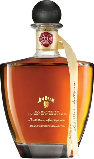 Jim Beam Distillery Masterpiece Sherry Cask Finished Bourbon - CaskCartel.com