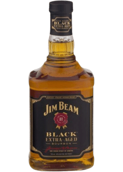 Jim Beam Black Extra Aged Bourbon Whiskey