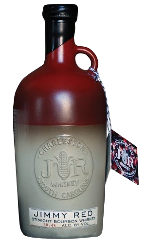New Southern Revival Jimmy Red Bourbon Creuset Bottle Limited Edition