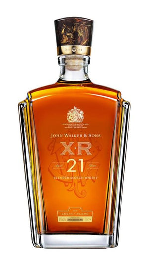 Johnnie Walker XR 21 Year Old Blended Scotch Whisky - CaskCartel.com