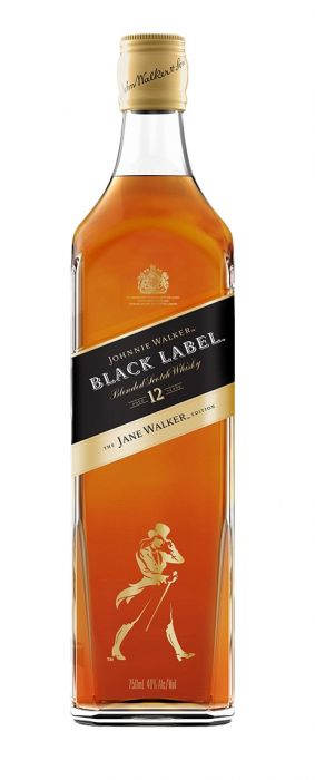 Johnnie Walker Black Label The Jane Walker Edition Whisky