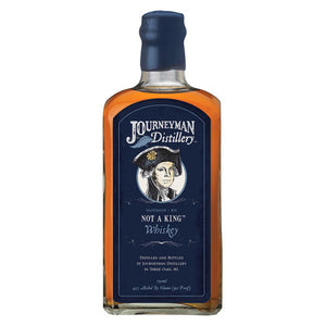 "Journeyman ""Not a King"" Rye Whiskey at CaskCartel.com"