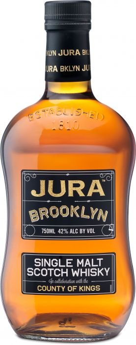Jura Single Malt Scotch Whisky Brooklyn Edition - CaskCartel.com