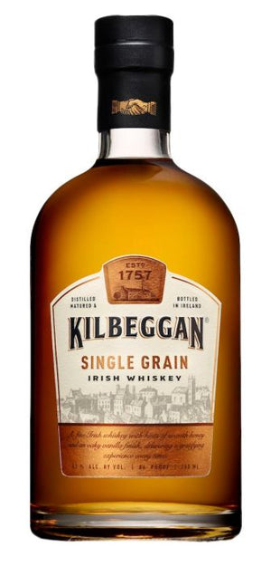 Kilbeggan Single Grain Irish Whiskey - CaskCartel.com