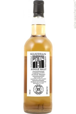 Kilkerran 12 year Single Malt Whiskey - CaskCartel.com