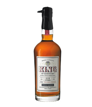 Brown-Forman's King of Kentucky Single Barrel 15 Year 133.1 Proof Barrel #18 Straight Bourbon Whiskey at CaskCartel.com
