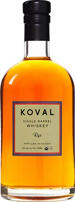 Koval Single Barrel Rye Whiskey - CaskCartel.com