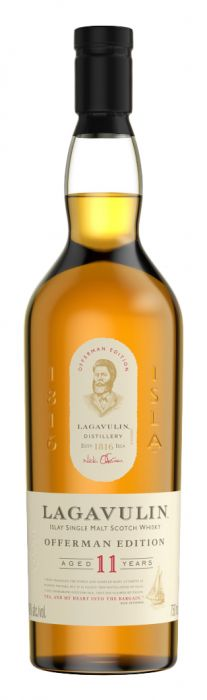 Lagavulin | Nick Offerman Edition | 11-Year-Old Single Malt Scotch Whisky