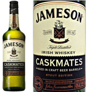 Jameson CaskMates Stout 375ml
