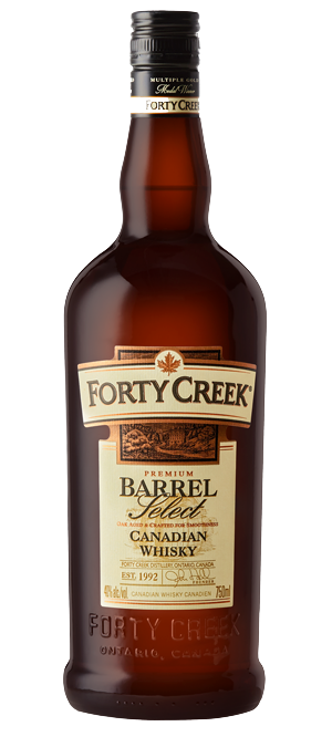 Forty Creek Barrel Select Canadian Whisky - CaskCartel.com
