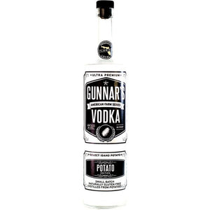 Gunnar's American Farm Potato Vodka - Caskcartel.com
