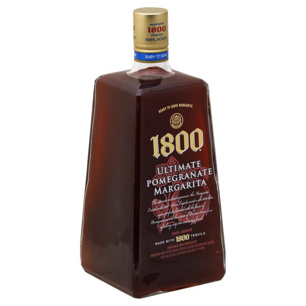 [BUY] 1800 Pomegranate Margarita Ready To Drink Liqueur At