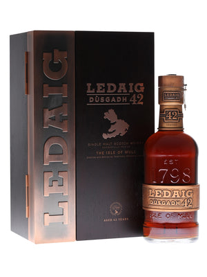 Ledaig 42 Year Old Dusgadh Single Malt Scotch Whisky - CaskCartel.com