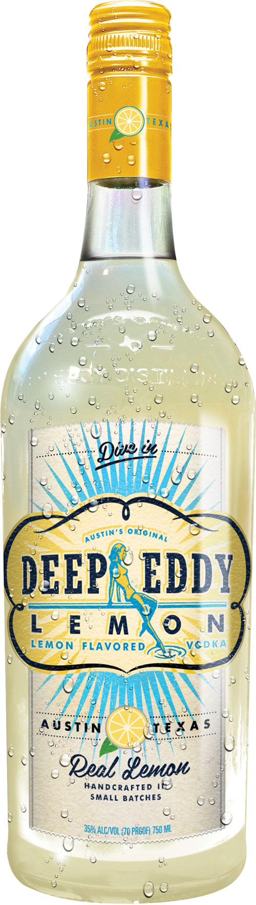 Deep Eddy Lemon Vodka - CaskCartel.com