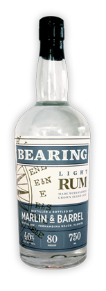 Marlin & Barrel Bearing Light Rum - CaskCartel.com