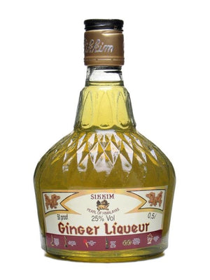 Ginger (Sikkim) Liqueur | 500ML at CaskCartel.com