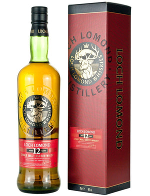 Loch Lomond 12 Year Single Malt Whiskey - CaskCartel.com