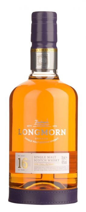 Longmorn 16 Year Old Single Malt Scotch Whisky