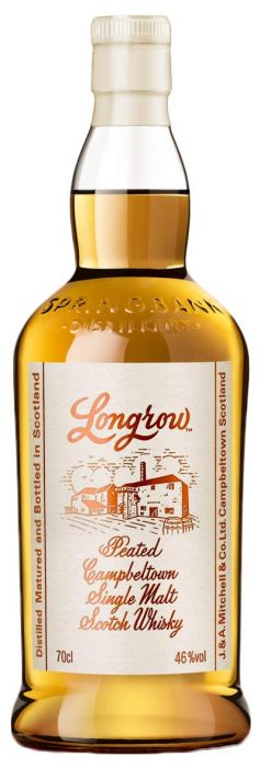 Longrow Peated Single Malt Scotch Whiskey