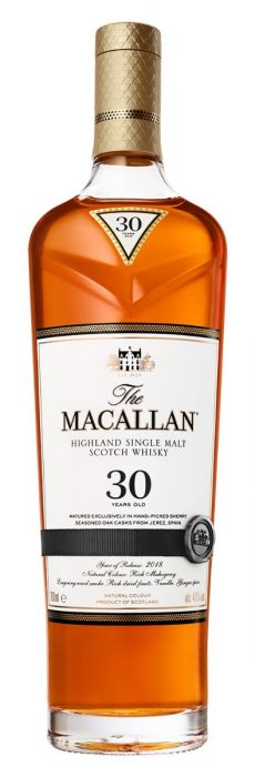 The Macallan 30 Year Old Sherry Oak Single Malt Scotch Whisky - CaskCartel.com