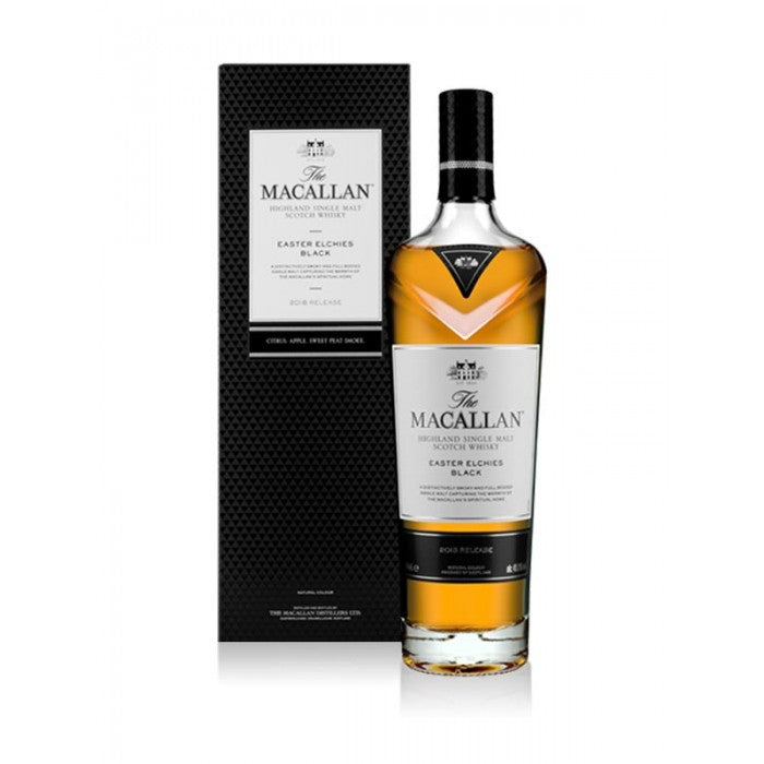 Macallan Easter Elchies Black 2018 Release Single Malt Scotch Whisky