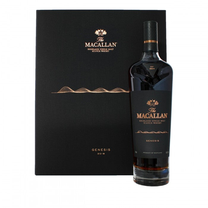 The Macallan Genesis Single Malt Scotch Whisky