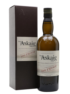 Port Askaig 100° Proof Scotch Whisky - CaskCartel.com