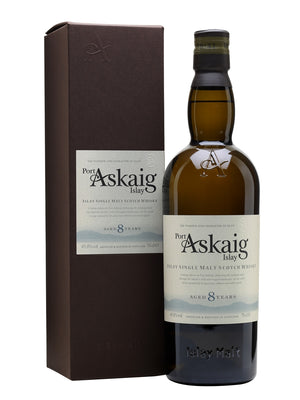 Port Askaig 8 Year Old Islay Single Malt Scotch Whisky | 750ML at CaskCartel.com