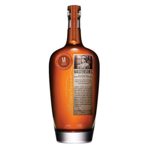 Masterson's 10 Year Old Hungarian Oak Rye Whisky at CaskCartel.com